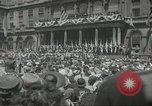 Image of Founding of Israel New York City USA, 1948, second 30 stock footage video 65675061338
