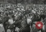 Image of Founding of Israel New York City USA, 1948, second 33 stock footage video 65675061338