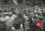 Image of Founding of Israel New York City USA, 1948, second 35 stock footage video 65675061338