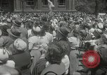 Image of Founding of Israel New York City USA, 1948, second 37 stock footage video 65675061338