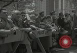Image of Founding of Israel New York City USA, 1948, second 39 stock footage video 65675061338
