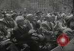 Image of Founding of Israel New York City USA, 1948, second 43 stock footage video 65675061338