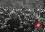 Image of Founding of Israel New York City USA, 1948, second 45 stock footage video 65675061338