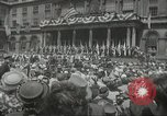 Image of Founding of Israel New York City USA, 1948, second 54 stock footage video 65675061338