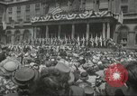 Image of Founding of Israel New York City USA, 1948, second 55 stock footage video 65675061338