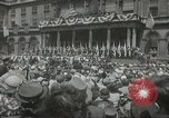 Image of Founding of Israel New York City USA, 1948, second 56 stock footage video 65675061338