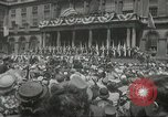 Image of Founding of Israel New York City USA, 1948, second 57 stock footage video 65675061338