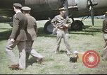 Image of B-17 bomber crew United Kingdom, 1943, second 6 stock footage video 65675061367