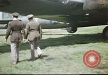 Image of B-17 bomber crew United Kingdom, 1943, second 8 stock footage video 65675061367