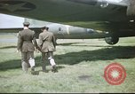 Image of B-17 bomber crew United Kingdom, 1943, second 9 stock footage video 65675061367
