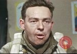 Image of American air crew members World War 2 United Kingdom, 1943, second 21 stock footage video 65675061371