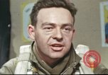 Image of American air crew members World War 2 United Kingdom, 1943, second 34 stock footage video 65675061371