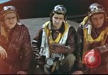 Image of B-17 Flying Fortress crew United Kingdom, 1943, second 1 stock footage video 65675061373