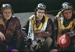 Image of B-17 Flying Fortress crew United Kingdom, 1943, second 2 stock footage video 65675061373