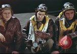 Image of B-17 Flying Fortress crew United Kingdom, 1943, second 5 stock footage video 65675061373