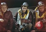 Image of B-17 Flying Fortress crew United Kingdom, 1943, second 7 stock footage video 65675061373