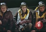 Image of B-17 Flying Fortress crew United Kingdom, 1943, second 14 stock footage video 65675061373