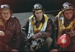 Image of B-17 Flying Fortress crew United Kingdom, 1943, second 16 stock footage video 65675061373