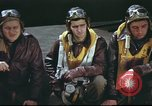 Image of B-17 Flying Fortress crew United Kingdom, 1943, second 17 stock footage video 65675061373