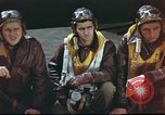 Image of B-17 Flying Fortress crew United Kingdom, 1943, second 19 stock footage video 65675061373