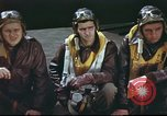 Image of B-17 Flying Fortress crew United Kingdom, 1943, second 20 stock footage video 65675061373