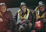 Image of B-17 Flying Fortress crew United Kingdom, 1943, second 21 stock footage video 65675061373