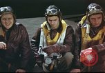 Image of B-17 Flying Fortress crew United Kingdom, 1943, second 22 stock footage video 65675061373