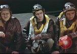 Image of B-17 Flying Fortress crew United Kingdom, 1943, second 26 stock footage video 65675061373