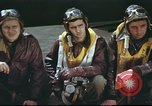 Image of B-17 Flying Fortress crew United Kingdom, 1943, second 27 stock footage video 65675061373