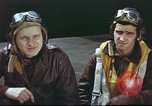 Image of B-17 Flying Fortress crew United Kingdom, 1943, second 28 stock footage video 65675061373