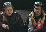 Image of B-17 Flying Fortress crew United Kingdom, 1943, second 31 stock footage video 65675061373