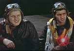 Image of B-17 Flying Fortress crew United Kingdom, 1943, second 36 stock footage video 65675061373