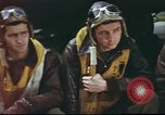 Image of B-17 Flying Fortress crew United Kingdom, 1943, second 38 stock footage video 65675061373