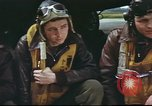 Image of B-17 Flying Fortress crew United Kingdom, 1943, second 39 stock footage video 65675061373