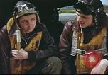 Image of B-17 Flying Fortress crew United Kingdom, 1943, second 40 stock footage video 65675061373