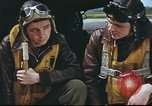 Image of B-17 Flying Fortress crew United Kingdom, 1943, second 42 stock footage video 65675061373
