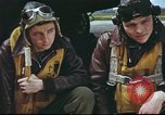 Image of B-17 Flying Fortress crew United Kingdom, 1943, second 46 stock footage video 65675061373