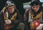 Image of B-17 Flying Fortress crew United Kingdom, 1943, second 48 stock footage video 65675061373