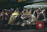 Image of B-17 Flying Fortress crew United Kingdom, 1943, second 50 stock footage video 65675061373