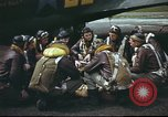 Image of B-17 Flying Fortress crew United Kingdom, 1943, second 51 stock footage video 65675061373