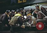 Image of B-17 Flying Fortress crew United Kingdom, 1943, second 52 stock footage video 65675061373