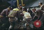 Image of B-17 Flying Fortress crew United Kingdom, 1943, second 53 stock footage video 65675061373