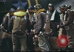 Image of B-17 Flying Fortress crew United Kingdom, 1943, second 55 stock footage video 65675061373
