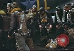 Image of B-17 Flying Fortress crew United Kingdom, 1943, second 57 stock footage video 65675061373