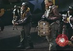 Image of B-17 Flying Fortress crew United Kingdom, 1943, second 59 stock footage video 65675061373