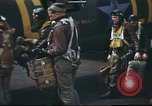 Image of B-17 Flying Fortress crew United Kingdom, 1943, second 61 stock footage video 65675061373