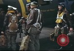 Image of B-17 Flying Fortress crew United Kingdom, 1943, second 62 stock footage video 65675061373