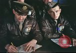Image of B-17 Flying Fortress crew members United Kingdom, 1943, second 15 stock footage video 65675061377