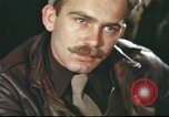 Image of B-17 Flying Fortress crew members United Kingdom, 1943, second 28 stock footage video 65675061377