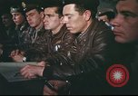 Image of B-17 Flying Fortress crew members United Kingdom, 1943, second 42 stock footage video 65675061377